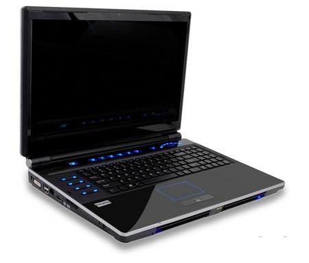 BFG Tech Deimos X-10 Gaming Notebook with Dual GeForce GTX 280M