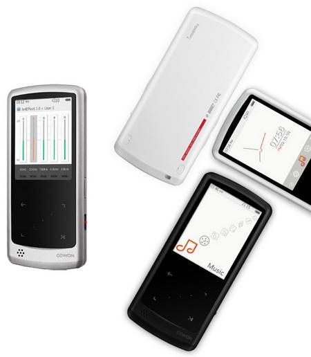 Cowon iAudio 9 Slim Fit PMP 5