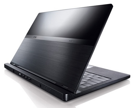 Dell Adamo Desire Slim Notebook Onyx