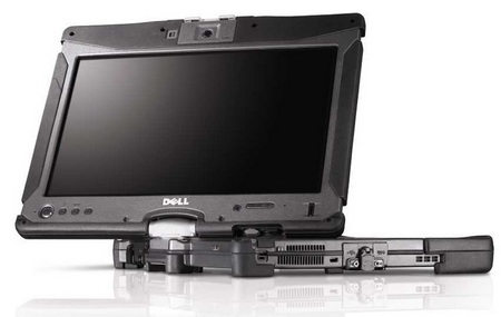 Dell Latitude XT2 XFR Rugged Convertible Tablet PC with Multitouch