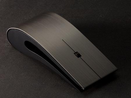 Intelligent Design Titanium Mouse 2