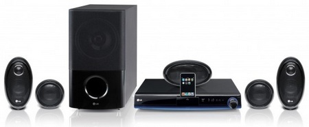LG HB954SP Blu-ray Home Theater System