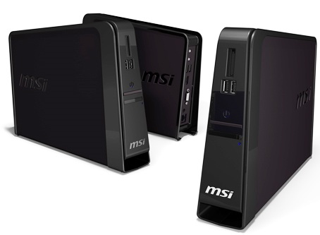MSI Wind Box DE200 and DC200 Nettops