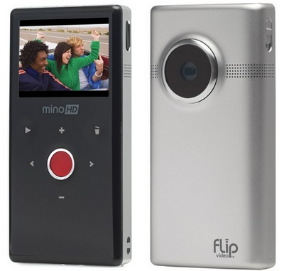 New Flip MinoHD Camcorder