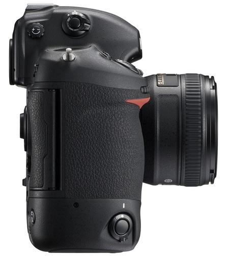 Nikon D3s DSLR Camera right