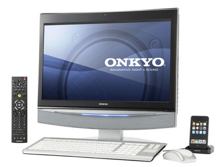 Onkyo E705A7B All-in-one PC