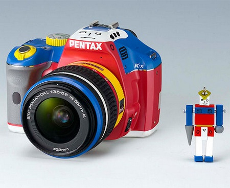 Pentax K-x Korejanai Limited Edition