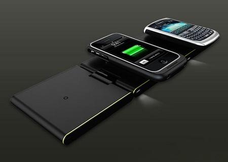 PowerMat Portable Mat Foldable Wireless Charging Mat