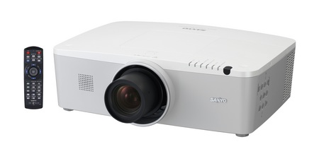Sanyo PLC-XM150 and PLC-XM100 Portable Multimedia Projectors