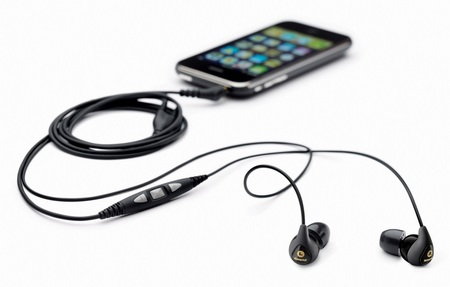 Shure SE115m+ Sound Isolating Headset for iPhone with iphone