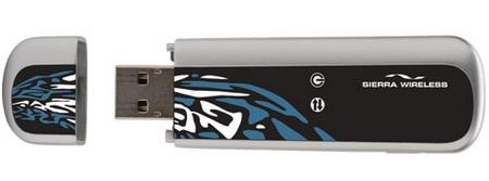 Sierra Wireless AirCard USB 301 and AirCard USB 302