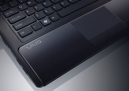 Sony VAIO CW Series Notebook touch pad