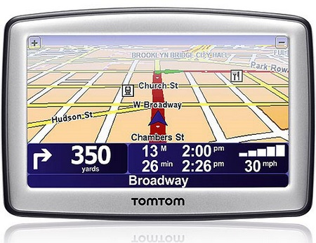 TomTom XL 325 and XL 325-S GPS Devices
