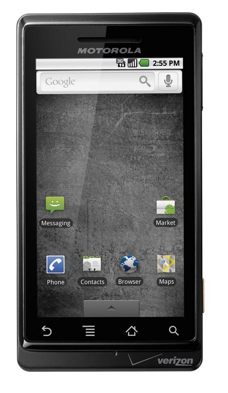 Verizon Motorola Droid Android 2.0 Phone 1