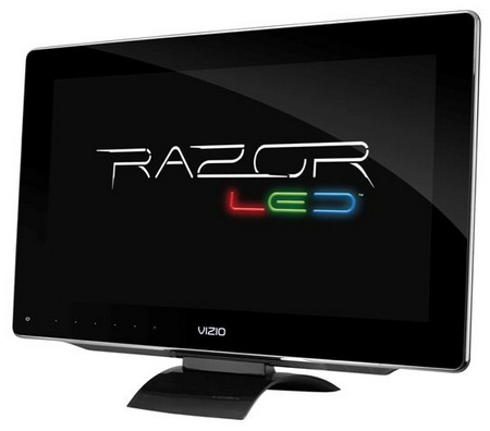 Vizio VM190XVT and VM230XVT Razor LED HDTV
