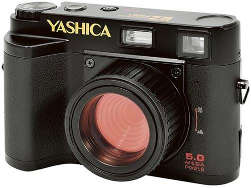 Yashica EZ F521 Digital Camera