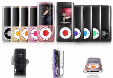 iSkin Duo for iPod nano 5G