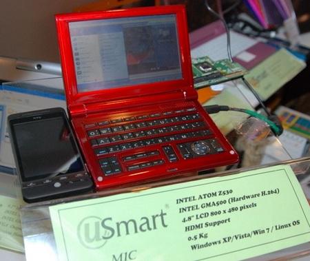 uSmart M1C 4.8-inch UMPC