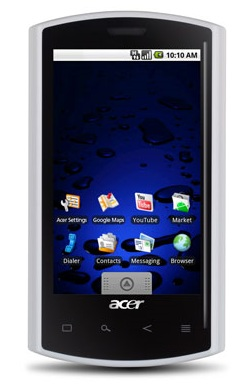 Acer Liquid A1 Android Smartphone