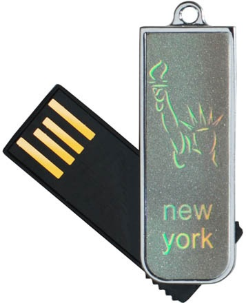 Active Media Ken Elkinson USB Flash Drive