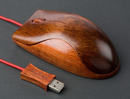 Alest Rukov Wooden Mouse 2