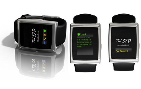 Allerta inPluse Smartwatch for BlackBerry