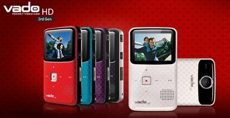Creative Vado HD 3rd Gen Pocket HD Camcorder