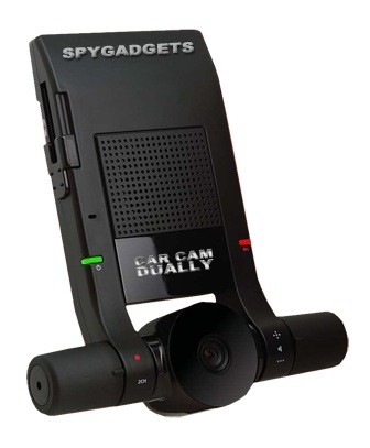 Dash Cam Dually Twin-Camera for your car