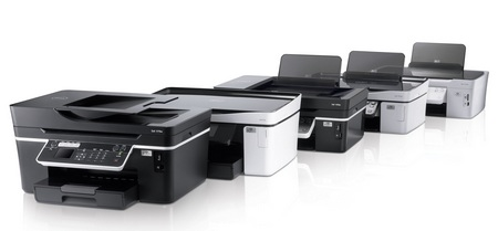 Dell All-in-one Inkjet printers