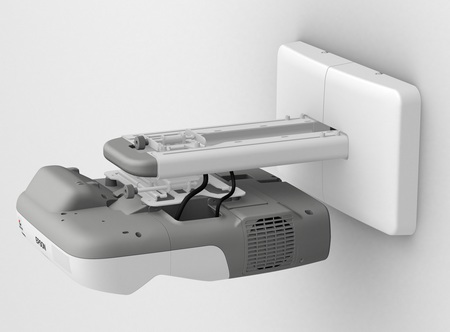 Epson PowerLite 450W and PowerLite 460 Ultra Short Throw Projectors