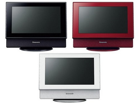 Panasonic MW-10 Multimedia Audio System Photo Frame