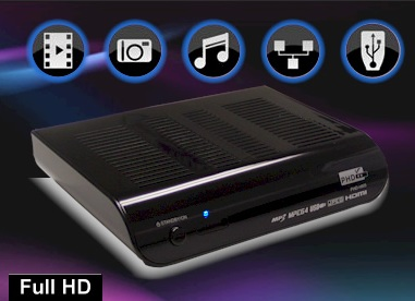 PrimeDTV PHD-HM5 HD Media Player