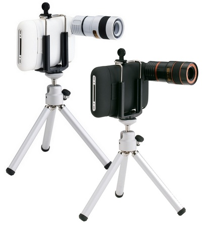 Princeton PIP-CK1 8X Optical Zoom Lens for iPhone 3G 3GS