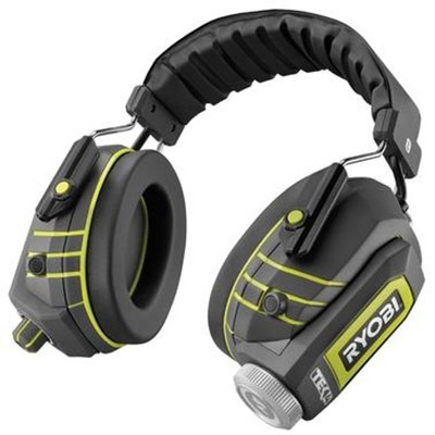 Ryobi Audio Plus RP4530 Noise Supression Headphones