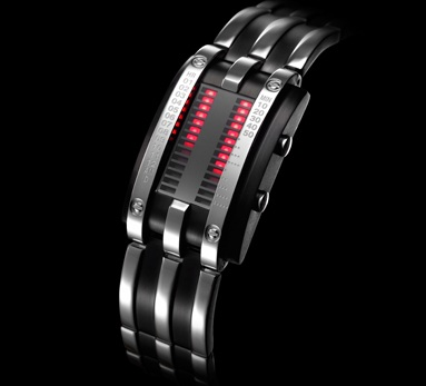 Storm MK 2 Circuit LED Watch