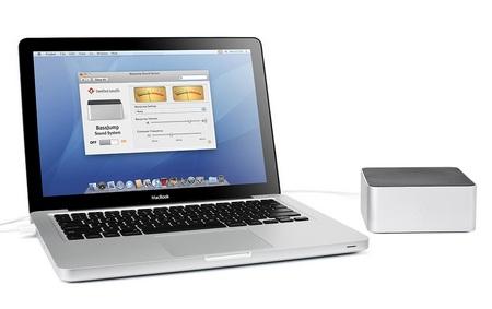Twelve South BassJump Portable Subwoofer for Macbook