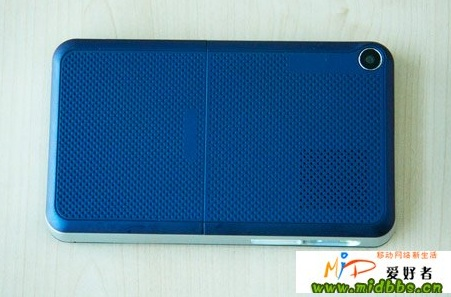 ViewSonic N01 Atom MID back