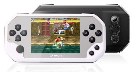 Yinlips YDPG65 - PMP, 5Mpix Camera, Gaming Device