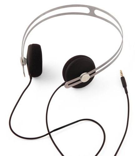 AIAIA Tracks series Headphones Black