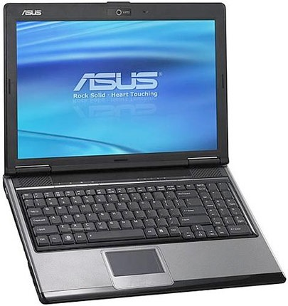 Asus X77 Core i5-430M Gaming Notebook