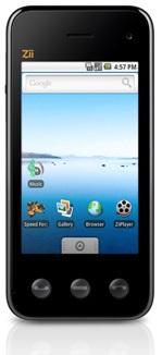 Creative Zii TRINITY Smartphone Plarform for Android and Plaszma