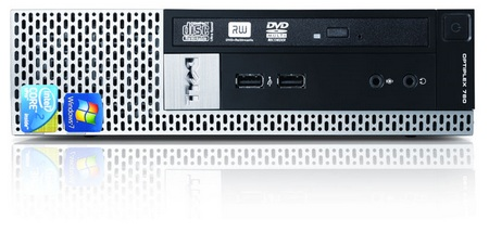 Dell OptiPlex 780 Ultra Small Form Factor PC horizontal