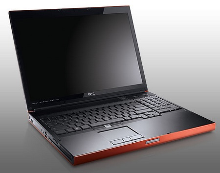 Dell Precision M6500 Mobile Workstation front