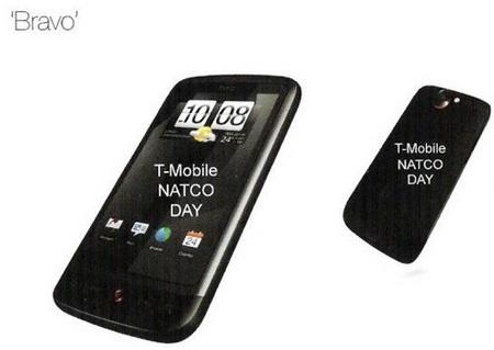 HTC Bravo Android Phone