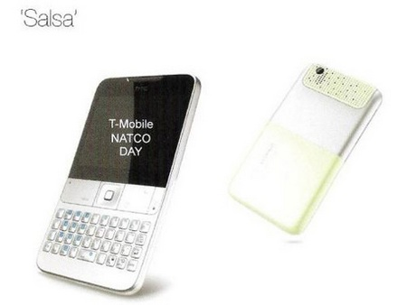 HTC Salsa Android Phone