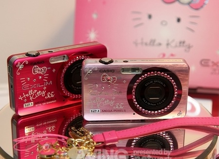 Hello Kitty Casio EX-Z90 Limited Edition for Korea