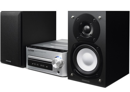 Kenwood K-series K-521 iPod CD Audio System