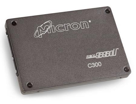 Micron RealSSD C300 MLC SSD