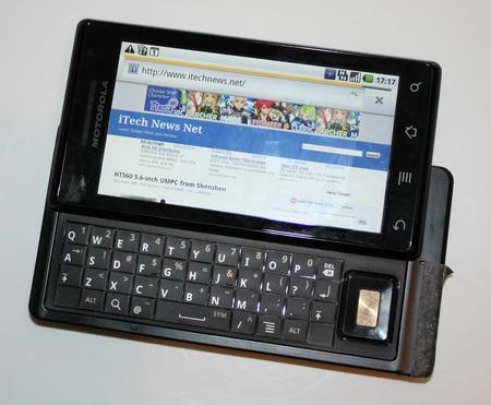 Motorola Milestone Hong Kong Version itechnews