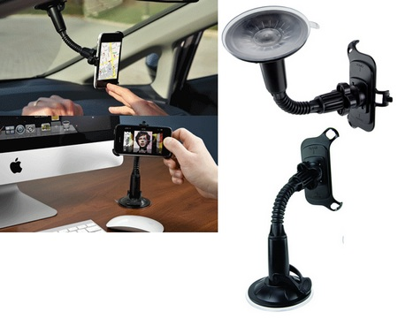 NewerTech Window Mount for iPhone3G 3GS